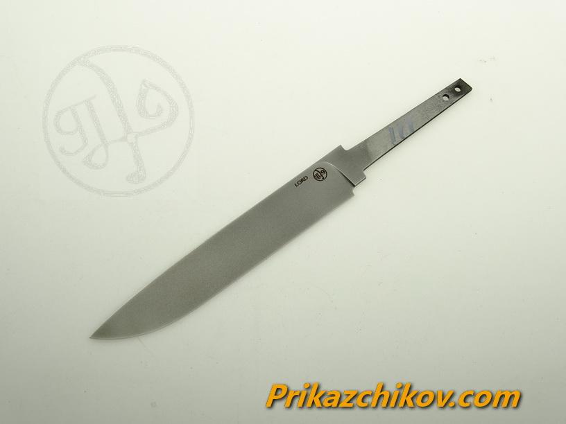 Клинок для ножа из нержавеющей стали Lohmann Lord (Lo-R 4112) N 111