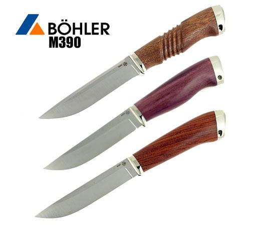 Ножи из стали Bohler M390