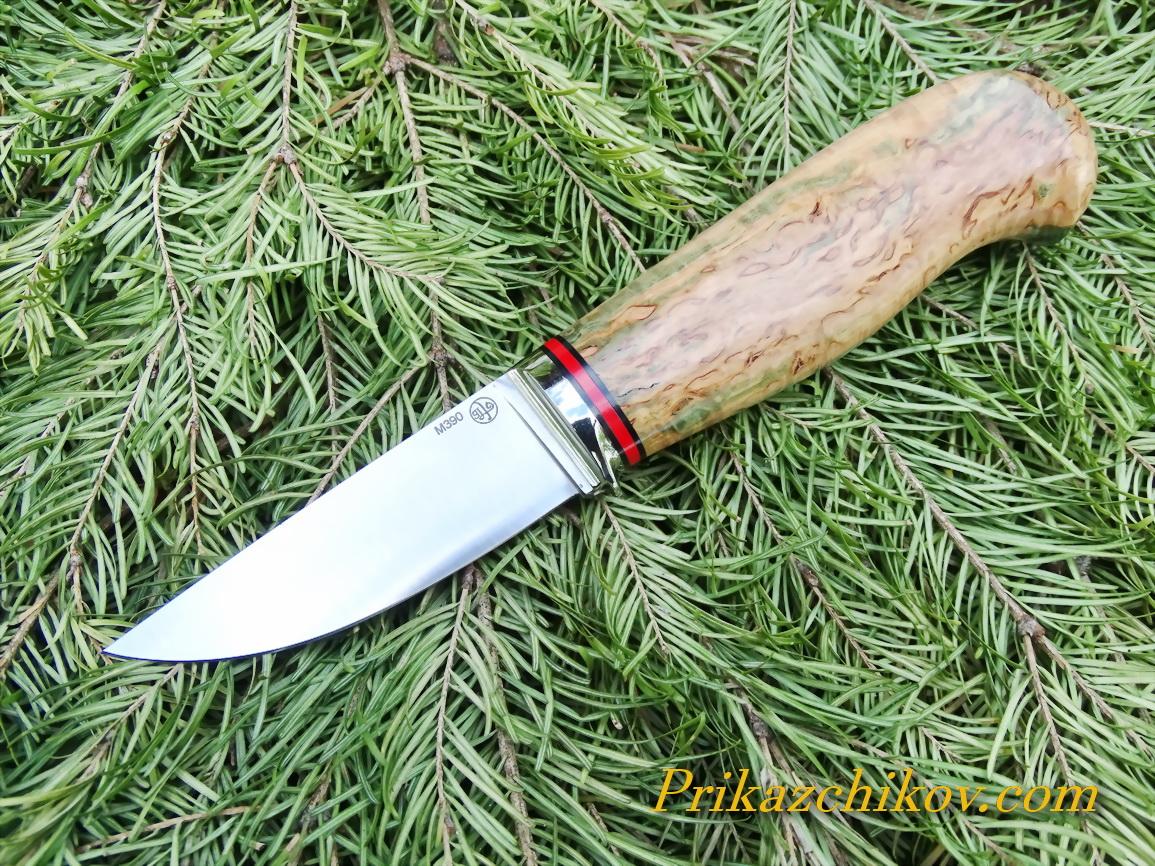 Нож из порошковой стали Bohler M390  N1