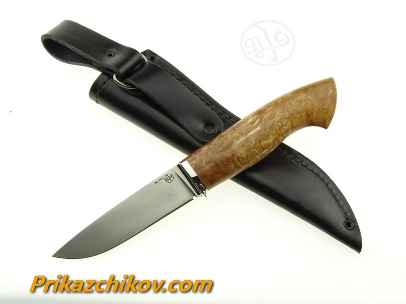 Нож из порошковой стали Bohler M390  N8