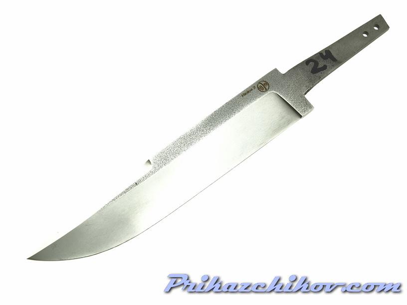 Клинок для ножа из стали Lohmann Niolox 2 (Lo-R 4197) N 24