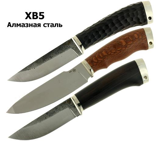 Ножи из стали ХВ5